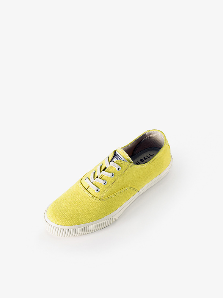 CATCHBALL DECKSHOE _ Lemon