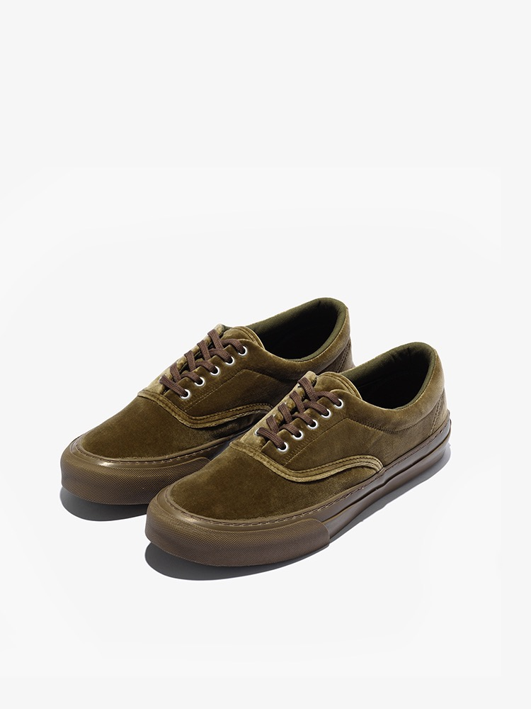ORIGINAL HOLIDAY VELVET _ KHAKI BOLD